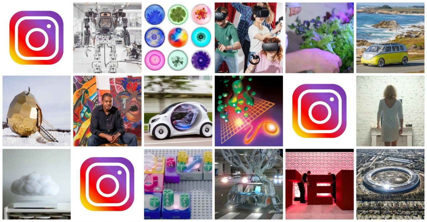 10 Instagram accounts to help you see the future